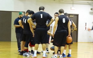 Assyrian Men's Basketball League