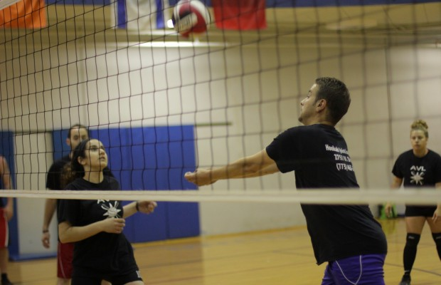 Assyrian Co-Ed Volleyball League